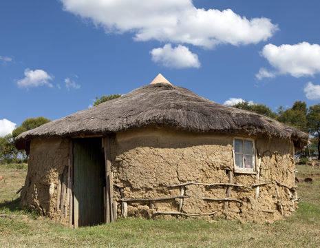 Zuid-Afrika-Port-St-Johns-Huisje