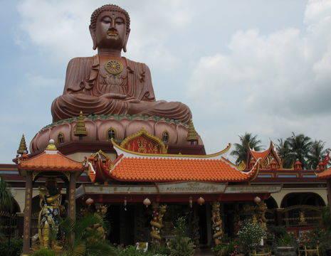 Maleisië-West-Maleisië-Tumpat Temple Tour3