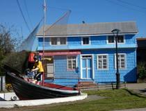 Kerken van Dalcahue en Quinchao eiland