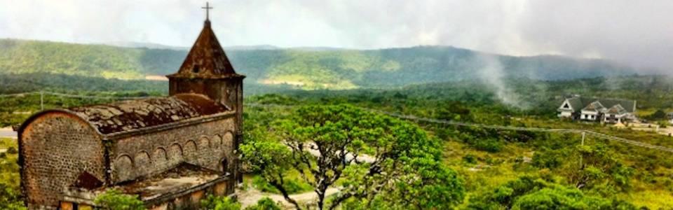 Kampot Bokor Hill
