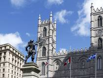 Old Montréal wandeltocht