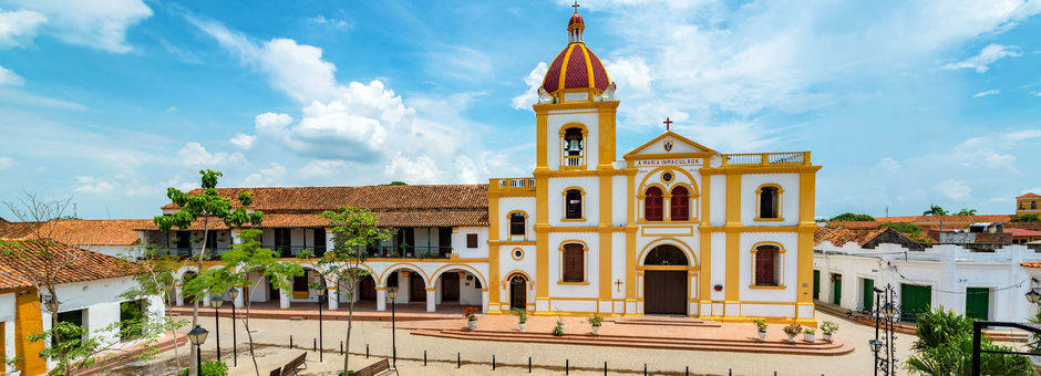 Colombia-Mompox-Koloniaal