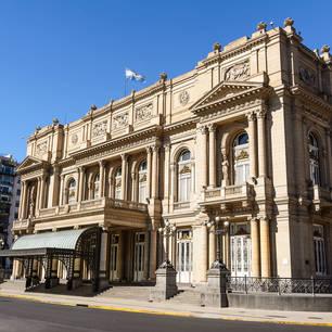 Argentinie-Buenos-Aires-Theater