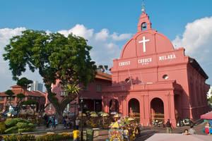 Kuala Lumpur, Historisch Melaka