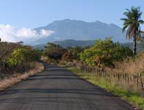 Beklimming Baru vulkaan