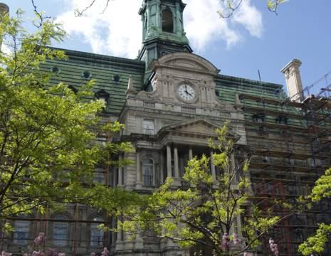 Canada-Montreal-Kerk