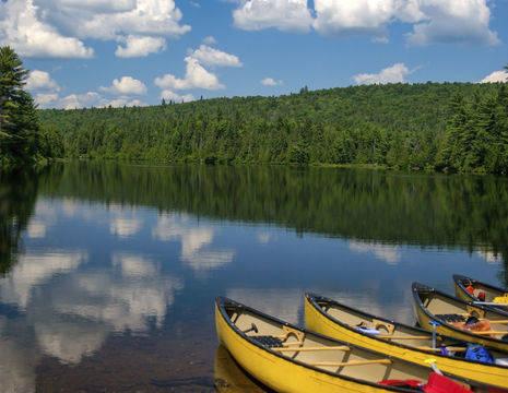 Canada-Algonquin-Provincial-Park-Kanoen