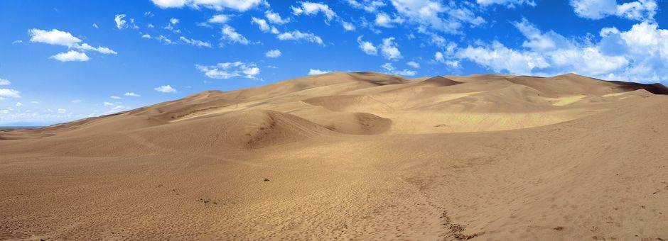 Amerika-Great-Sand-Dunes