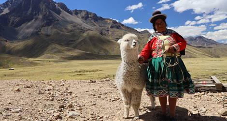 Heilige-Vallei-Peruaanse