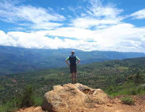 Colombia-Barichara-uitzicht