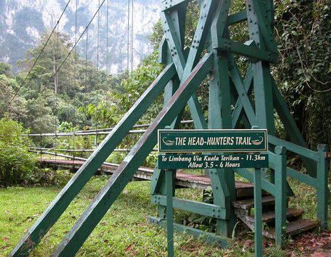 Sarawak-MuluNP-Head-hunters trail_1