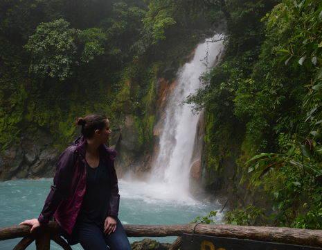 Tenorio-National-Park-Waterval(5)