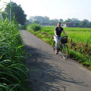 Java-Blitar-fietstocht