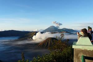 Azie-Indonesie-Java-Bromo