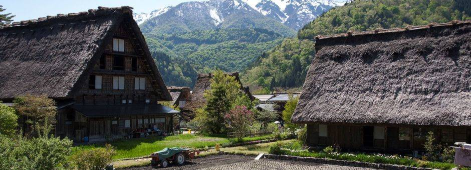 Japan-Shirakawago-Huizen