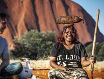 Op pad met een Aboriginal