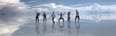 De zoutvlakte van Bolivia, veel meer dan alleen zout.