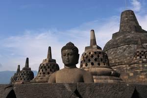 Java-Borobudur-Tempel-1