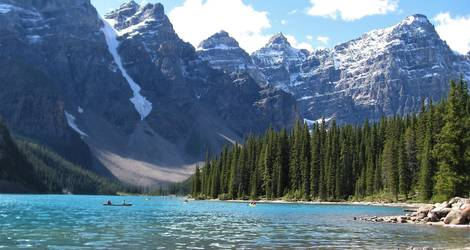 Canada-Lake-Louise-Meer