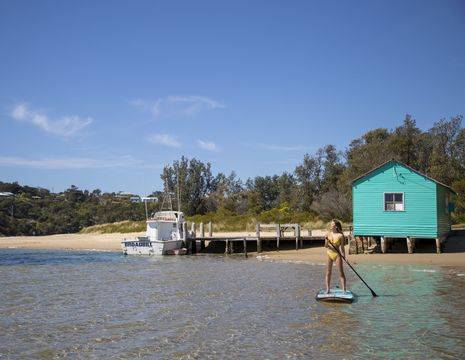Australie-Jervis-Bay-suppen