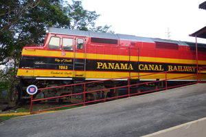 Trein naar Colón, Agua Clara