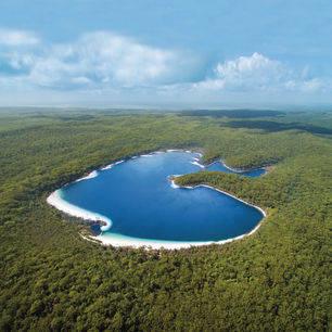 Australie-Fraser-Island-Lake-McKenzie-2