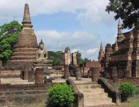 Thailand-Sukothai-Historisch-Park(2)