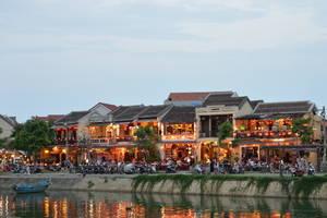 Steden en plaatsen Vietnam