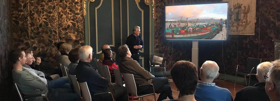 presentatie in Monnickendam