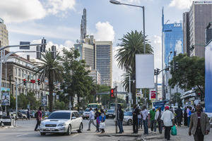 Steden en plaatsen in Kenia