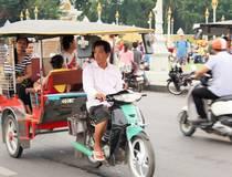 Dagtocht per tuktuk