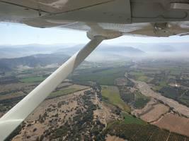 Vliegen over de Nazca-lijnen