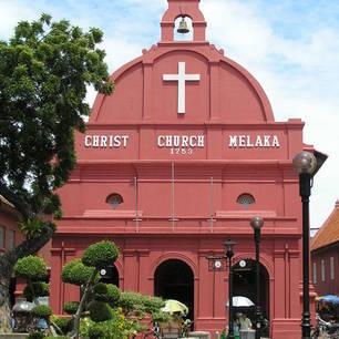 Christelijke kerk in Melaka