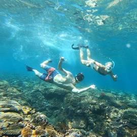 Snorkelen Nusa Penida