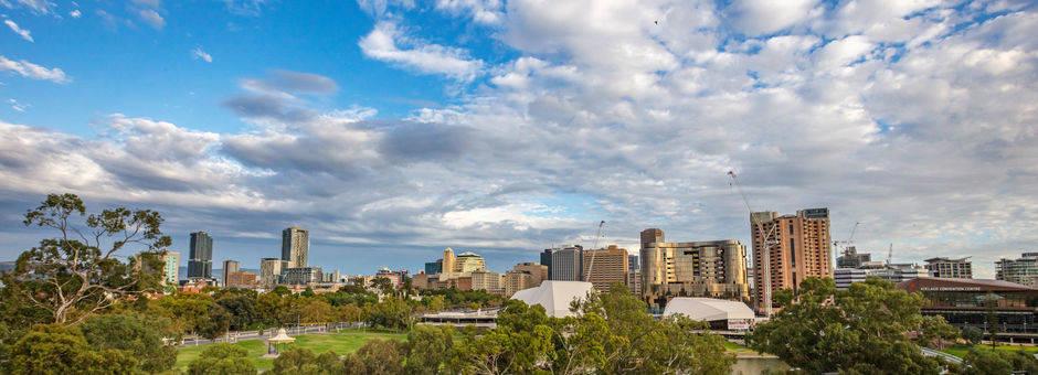 Australie-Adelaide-stad