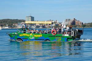 Harbour Hopper Cruise bij Halifax