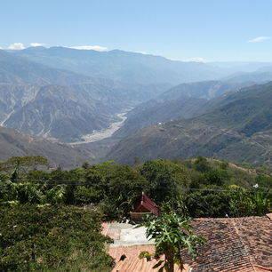 Colombia-Barichara-Bucaramanga-Chicamocha