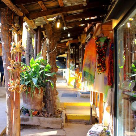 Traditionele winkeltjes