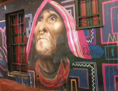 Colombia-Bogota-graffiti