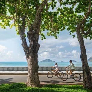 Vietnam-Con-Dao-fietsen