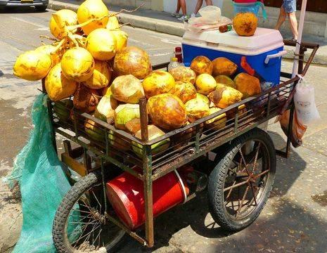 Colombia-Cartagena-Fruitkar