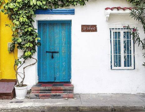 Colombia-Cartagena-Koloniaal-Huis