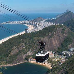 Brazilie-Rio-de-Janeiro-kabelbaan