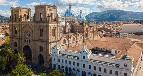 De mooiste stad van Ecuador, Cuenca
