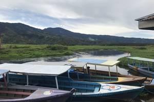 Kerinci Seblat National Park: Boottocht
