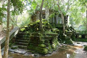Tempeltour naar Koh Ker en Beng Mealea