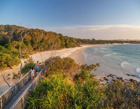 Australie-Noosa-National-Park-wandelen