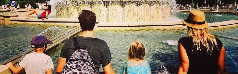 Met het gezin een jaar op reis door Azië
