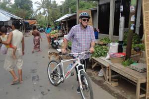 Senggigi: Pengsong Hill fietstocht