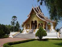 Prachtige tempels in Luang Prabang